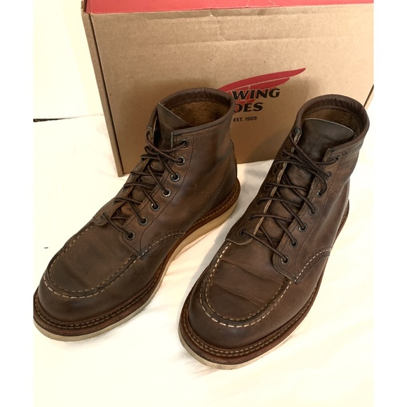 26794a38e8e SALE🔥🔥Red Wing Heritage 8883 moc toe boots